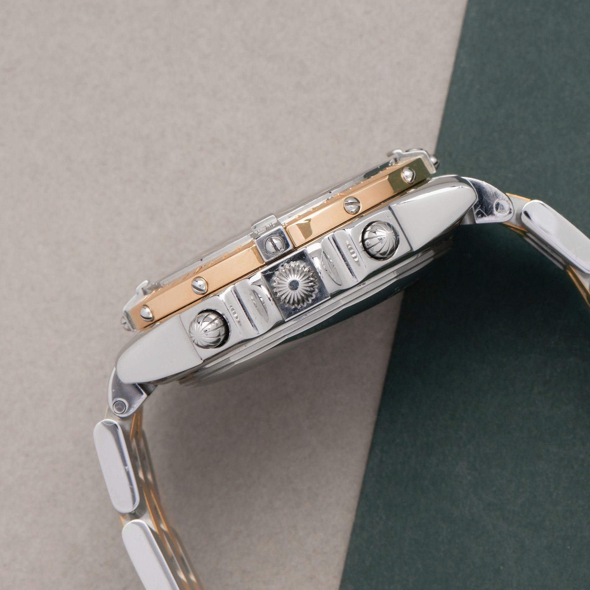 Breitling Chronomat 18K Yellow Gold & Stainless Steel D13352