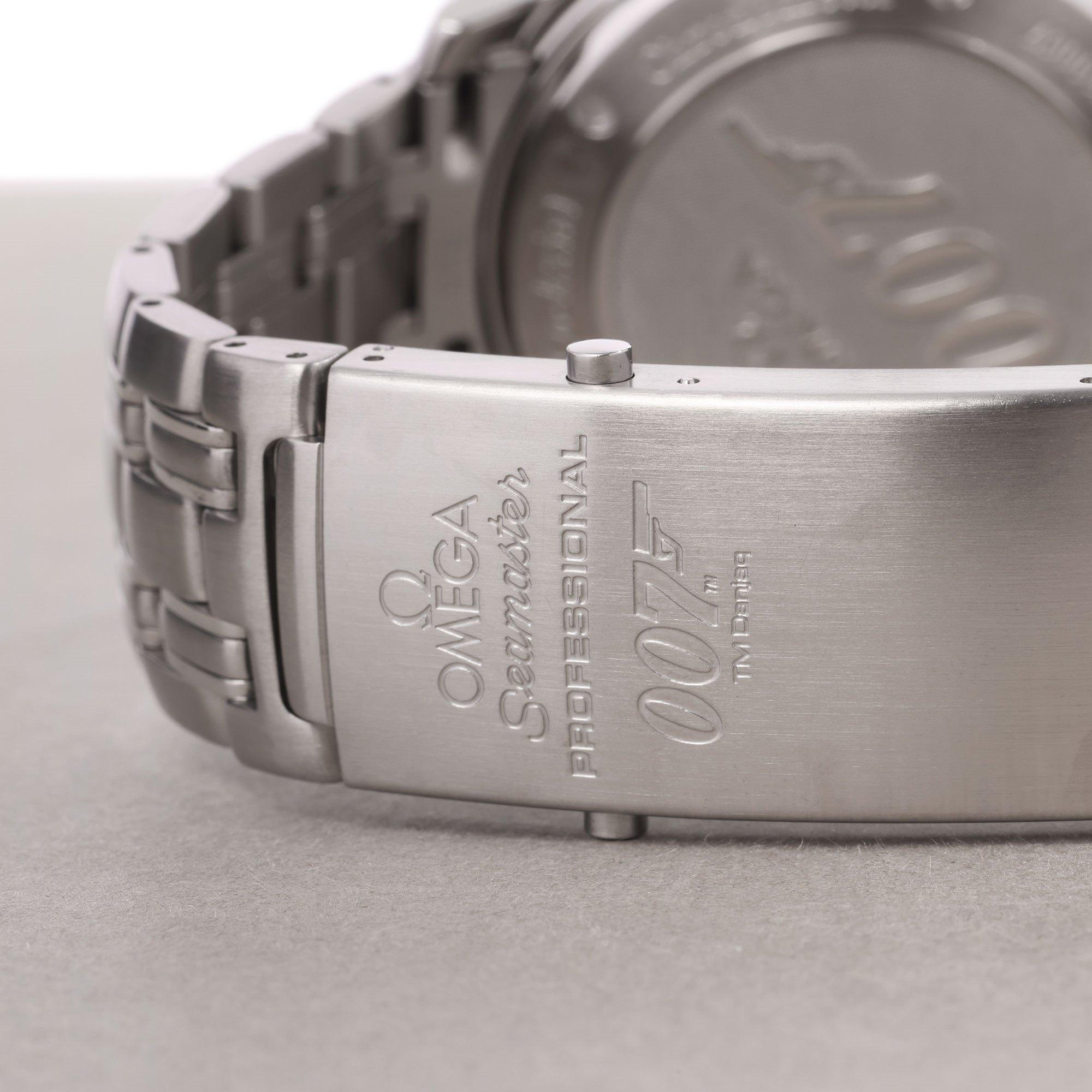 Omega Seamaster James Bond Limited Series Stainless Steel 2226.80.00