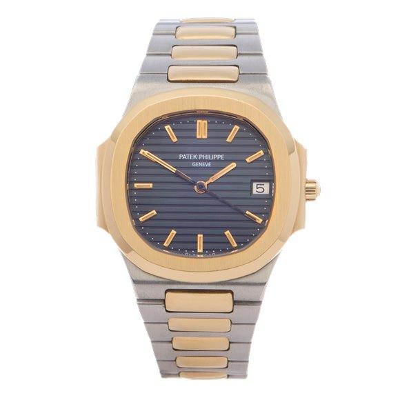 Patek Philippe Nautilus 18K Yellow Gold & Stainless Steel - 3900