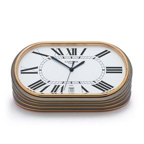 Cartier Must de Cartier Clock Bronze - 7531