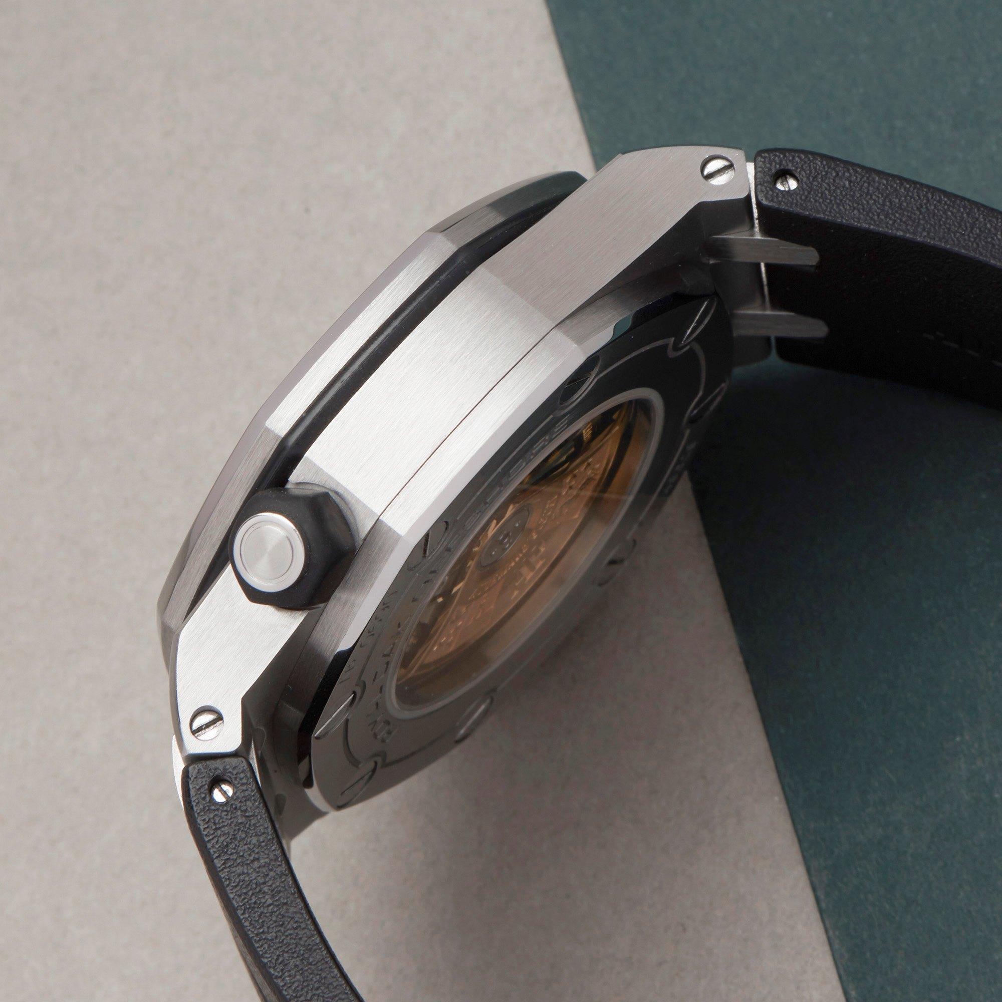 Audemars Piguet Royal Oak Offshore Diver Stainless Steel 15710ST.OO.A002CA.01