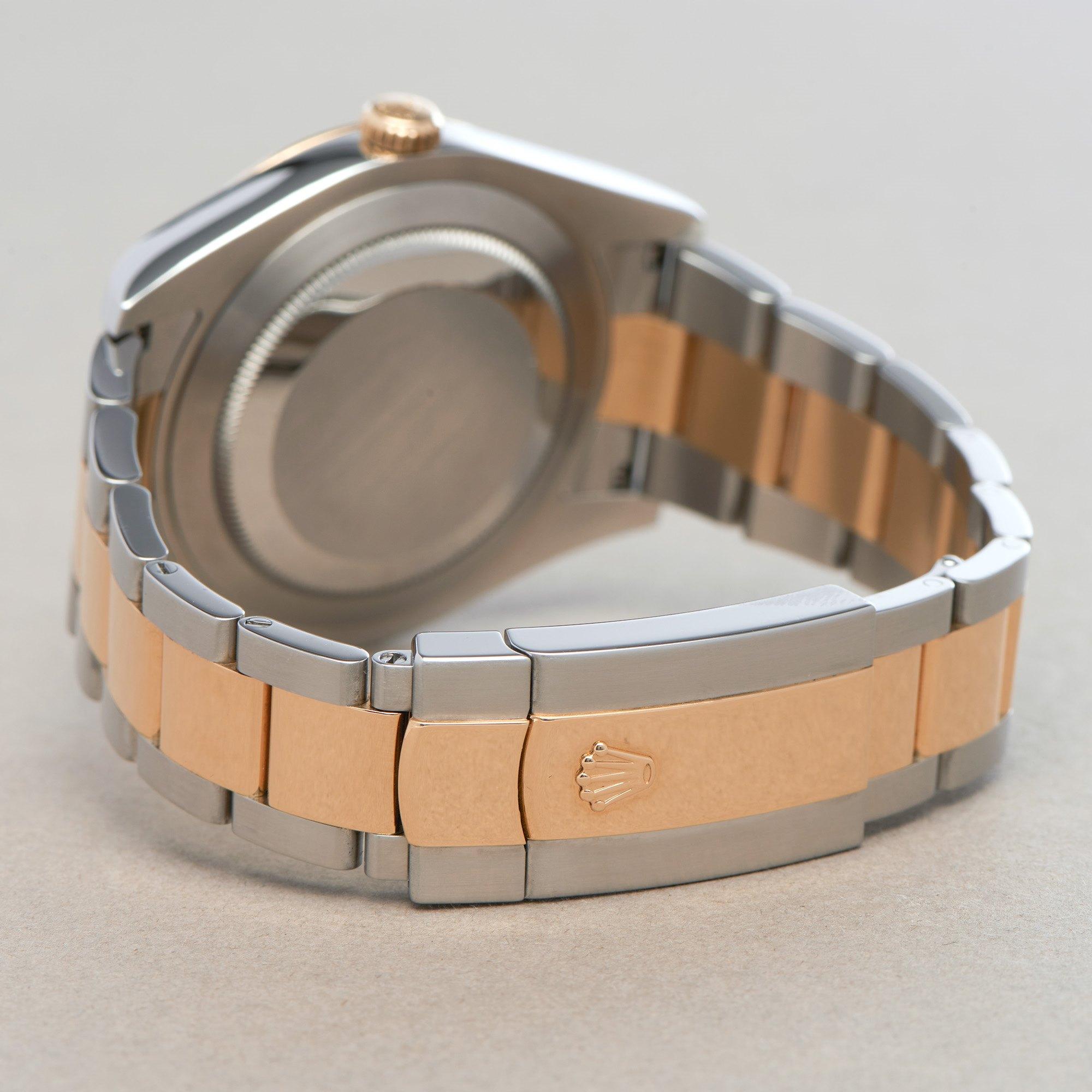 Rolex Datejust 41 18K Stainless Steel 116333