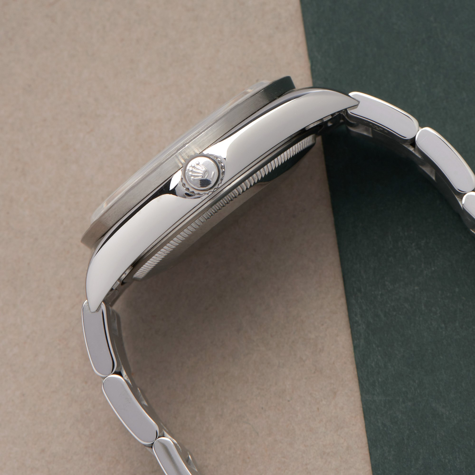 Rolex Air-King Stainless Steel 14010M