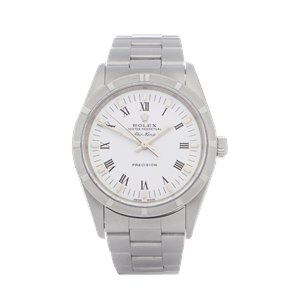 Rolex Air-King Stainless Steel - 14010M