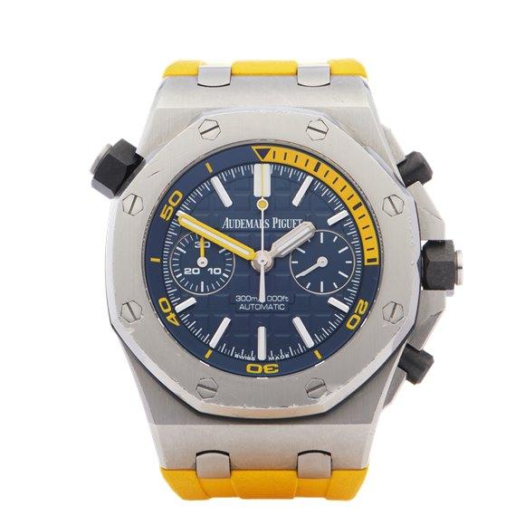Audemars Piguet Royal Oak Offshore Diver Chronograph Stainless Steel - 26703ST.OO.A027CA.01