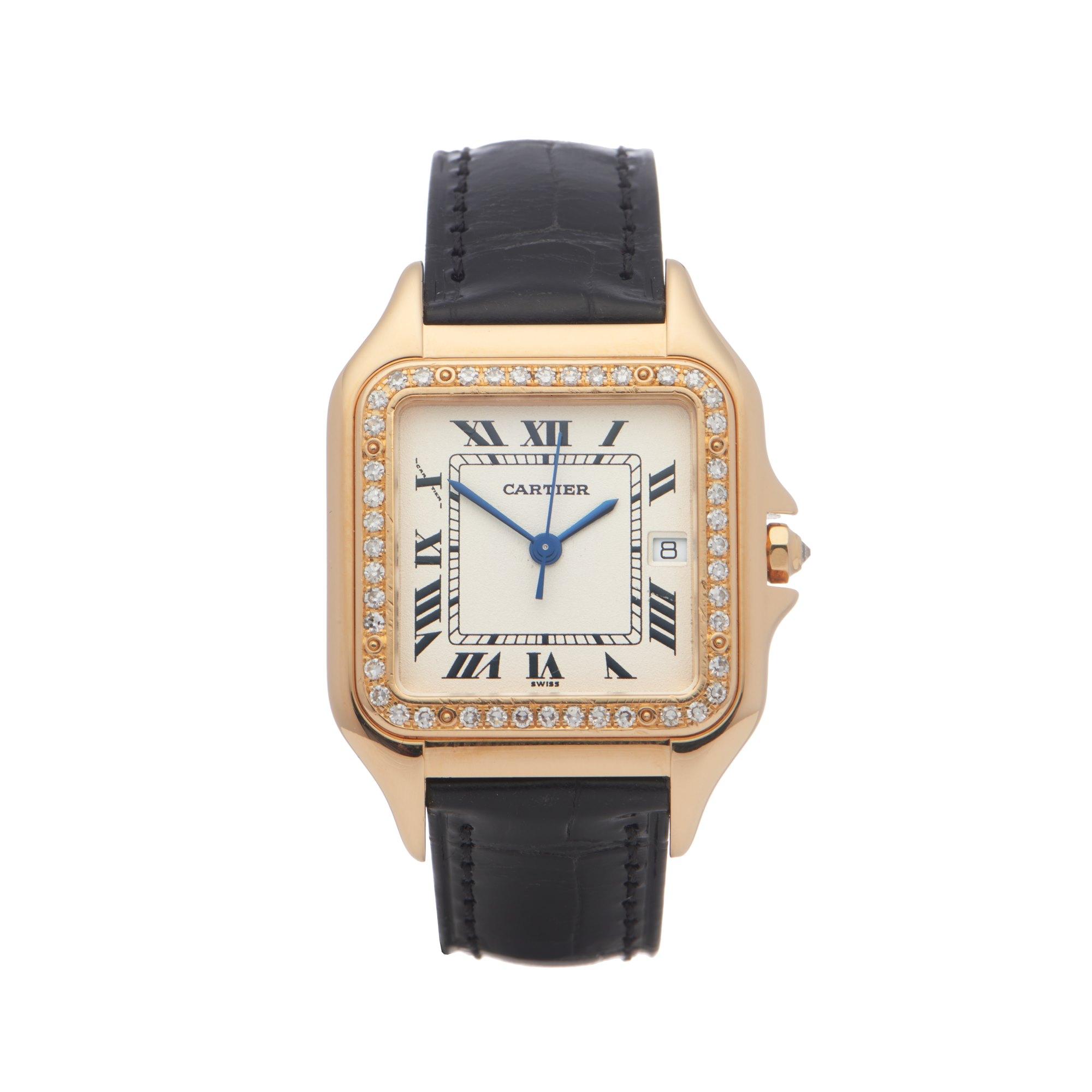 Cartier Panthère de Cartier 18K Yellow Gold 127000M
