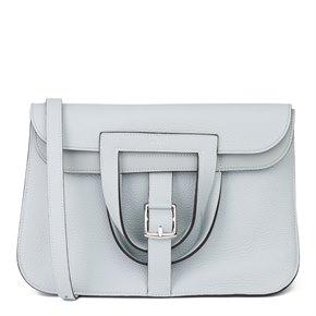 Hermès Ciel Clemence Leather Halzan 31
