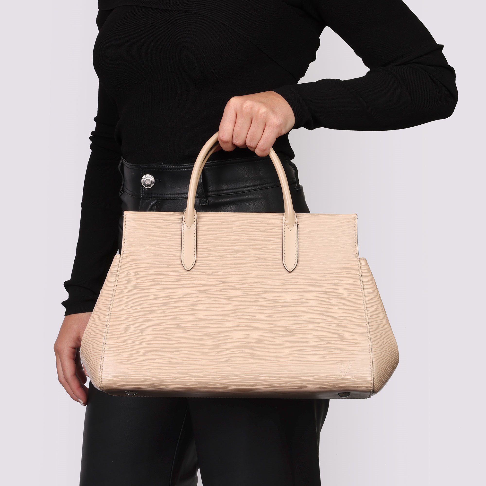 Louis Vuitton Dune Epi Leather Marly MM