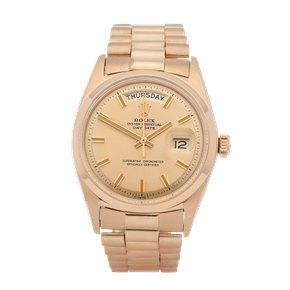 Rolex Day-Date Wideboy 18K Yellow Gold - 1802