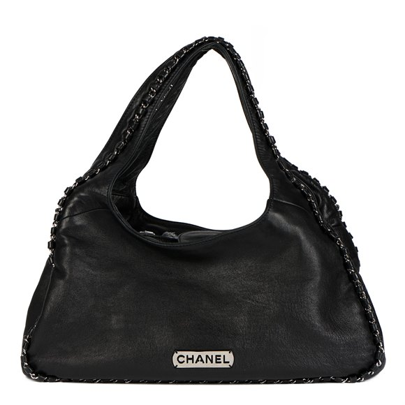 Chain Around Hobo Bag