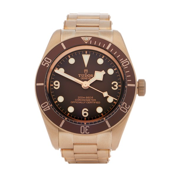 Tudor Black Bay 58 Bronze - 79012M