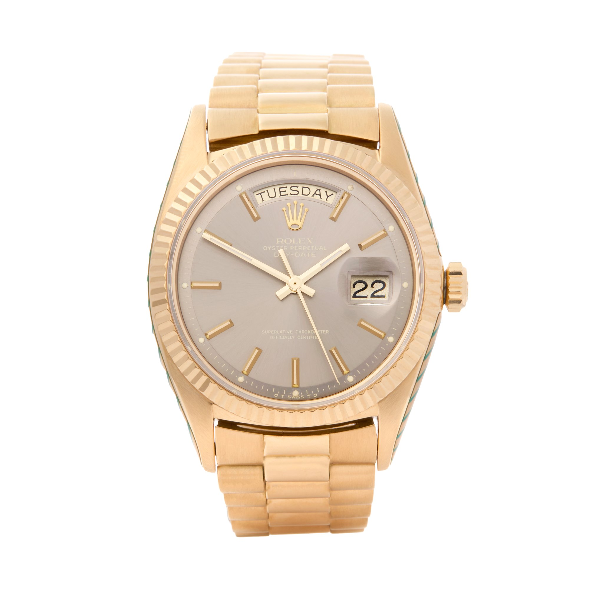 Rolex Day-Date 18K Yellow Gold 1803