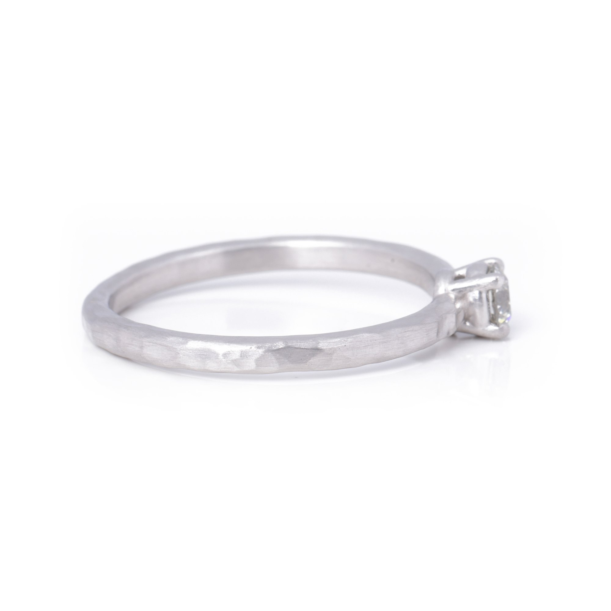 Tiffany & Co. Paloma Picasso 0.19ct Diamond Ring