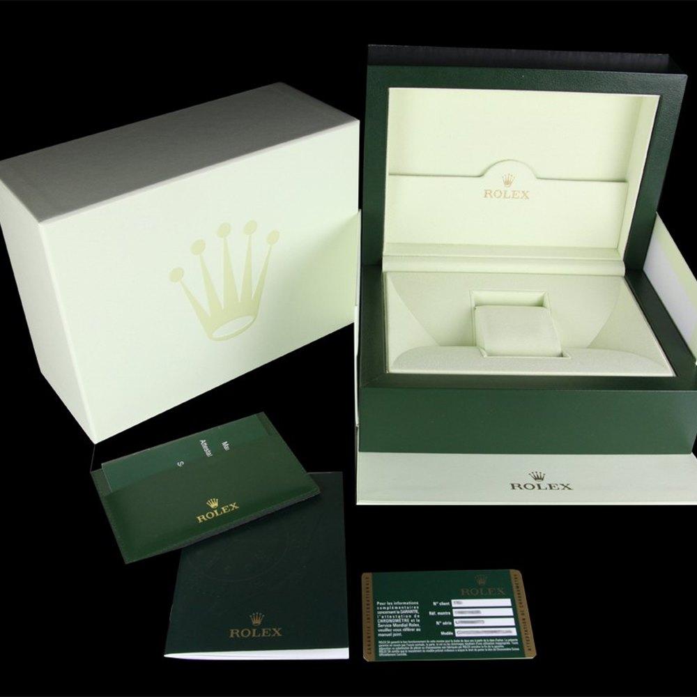 Rolex Daytona Ceramic Cosmograph Chronograph 18k Rose Gold/Ceramic 116515LN