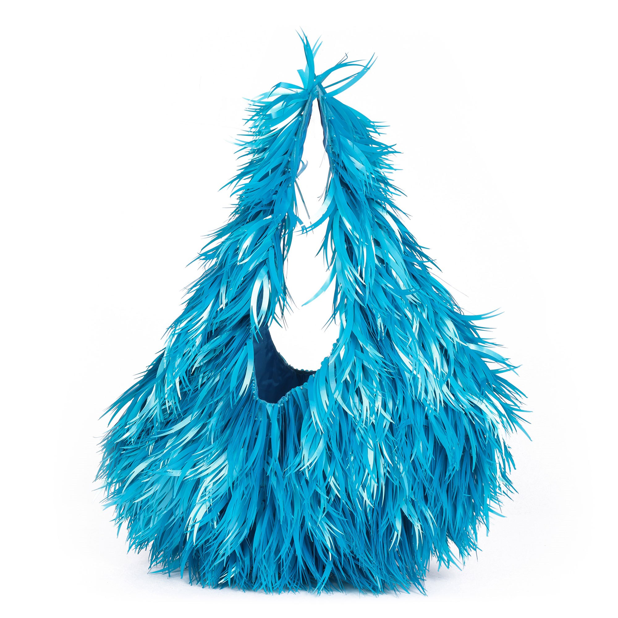 Chloé Celeste Plastic Beaded & Embellished Canvas Hobo Bag