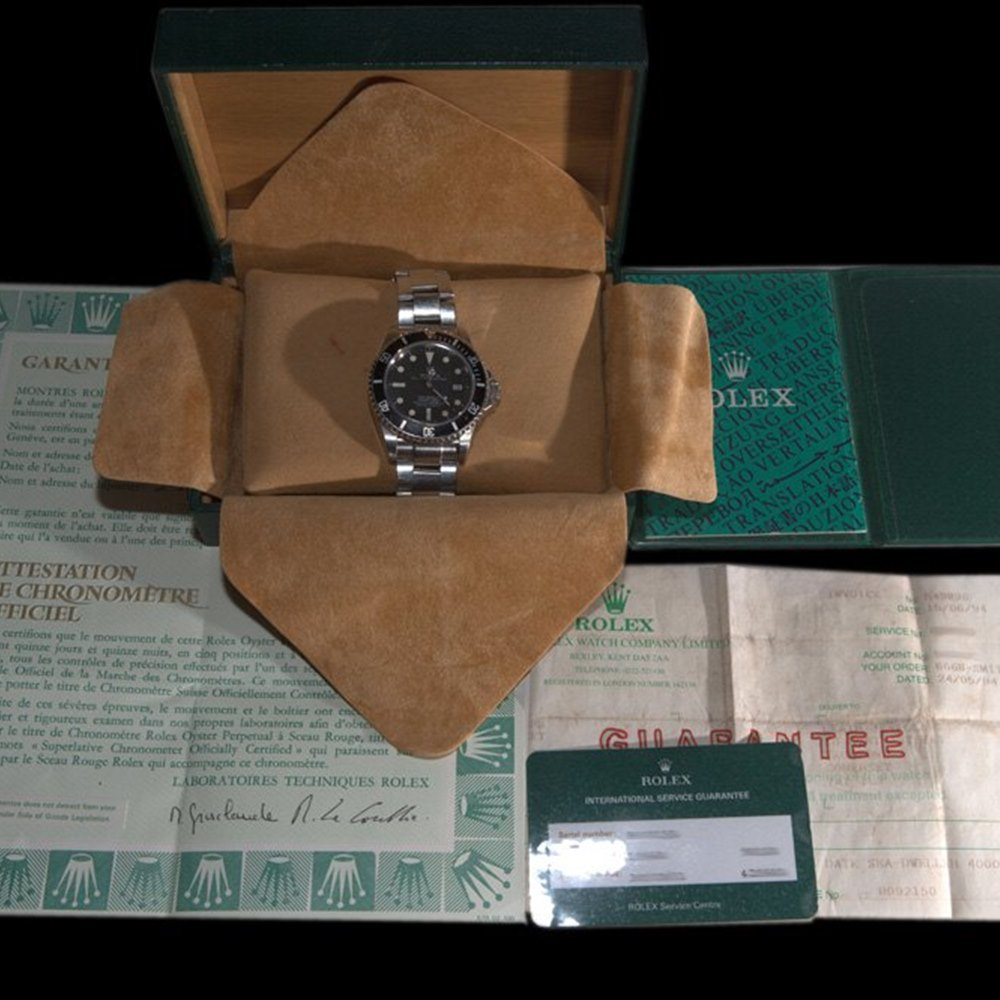 Rolex Sea-Dweller Stainless Steel 16660
