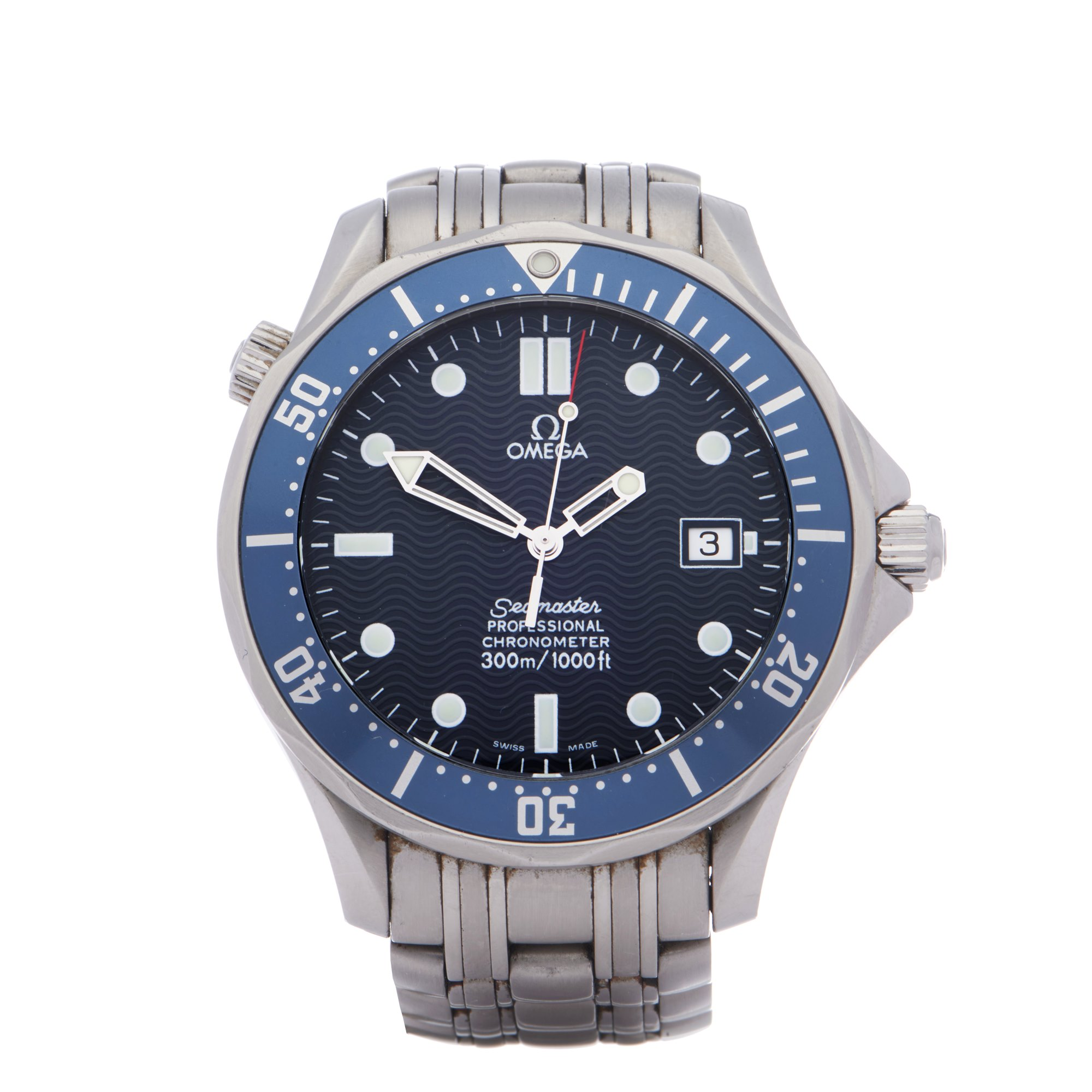 Omega Seamaster 300 Stainless Steel 2531800 or 2531.80.00
