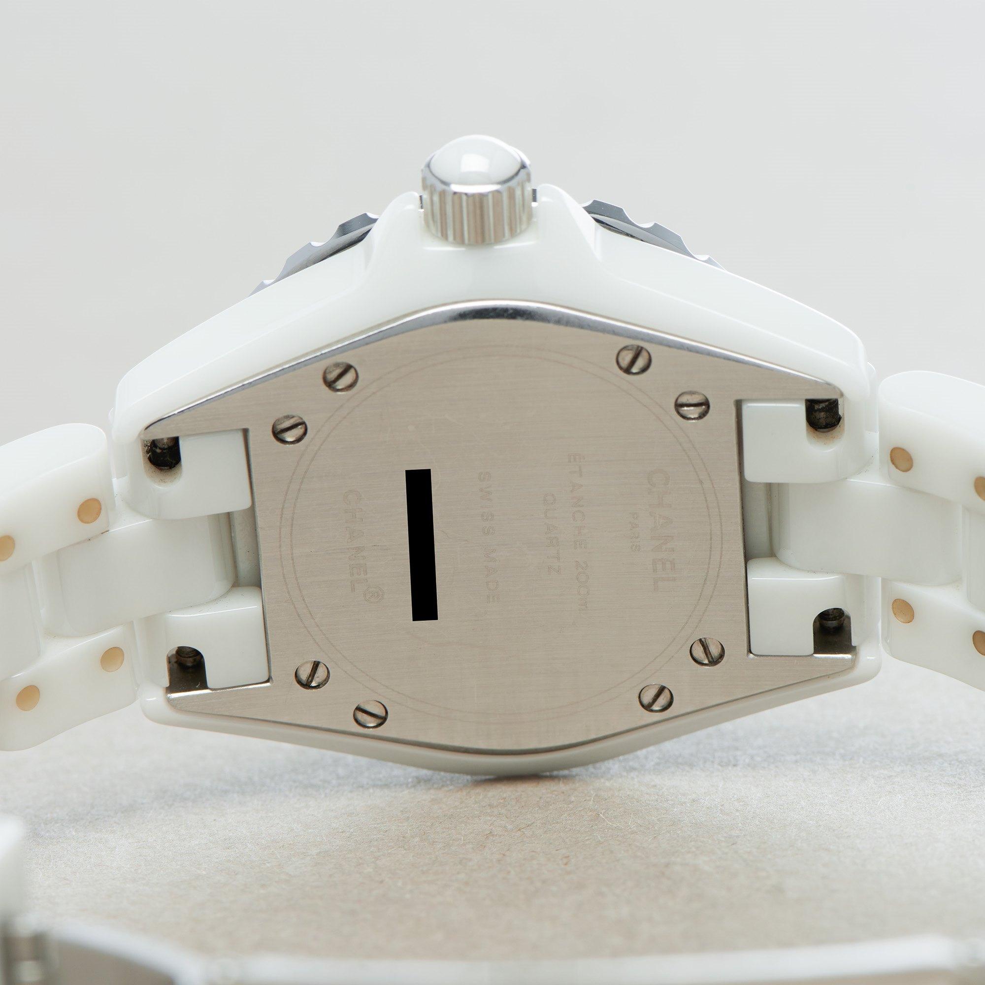 Chanel J12 Ceramic H0968