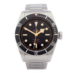 Tudor Black Bay 'Black' Stainless Steel - 79220N