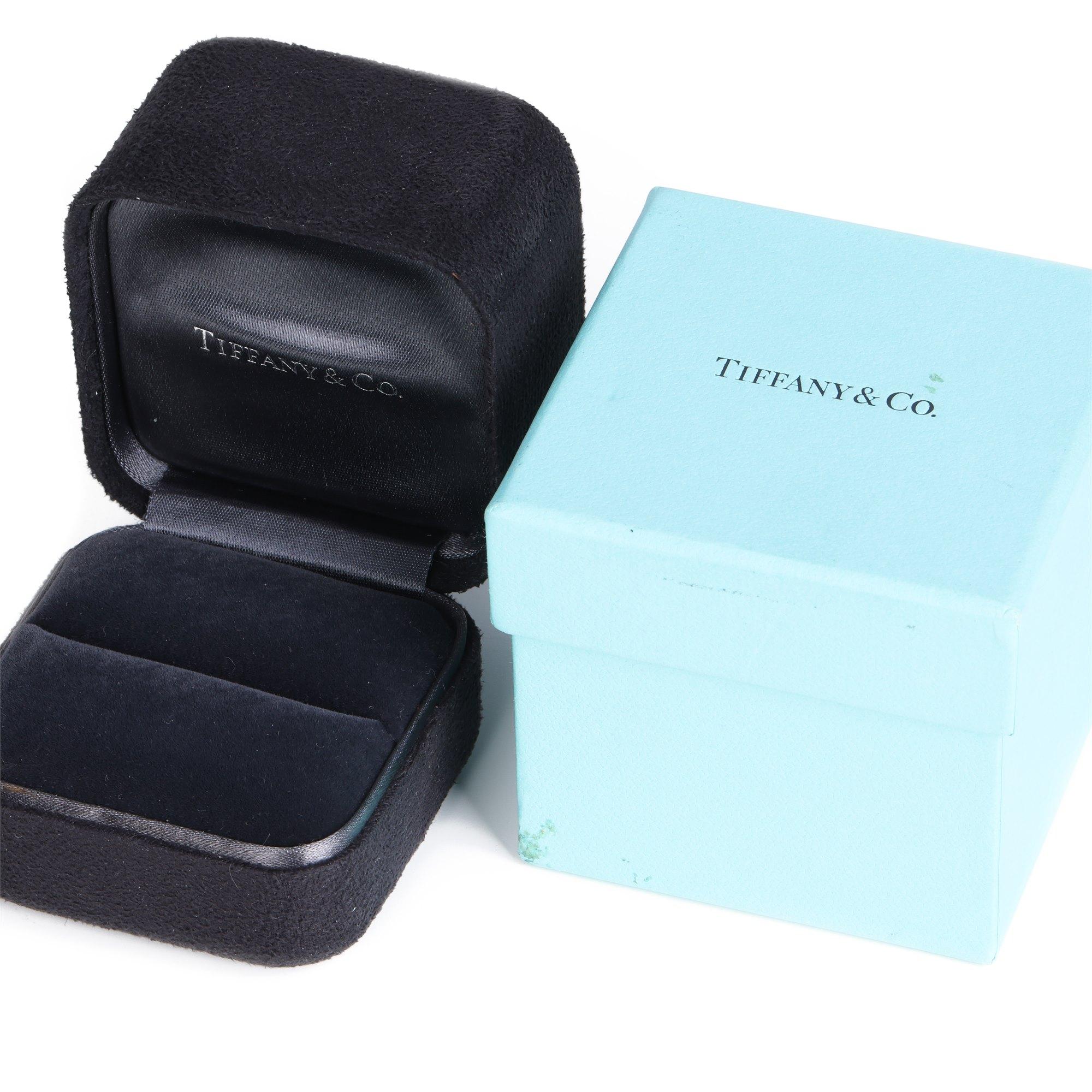 Tiffany & Co. 18ct White Gold Paloma Picasso 0.19ct Diamond Ring