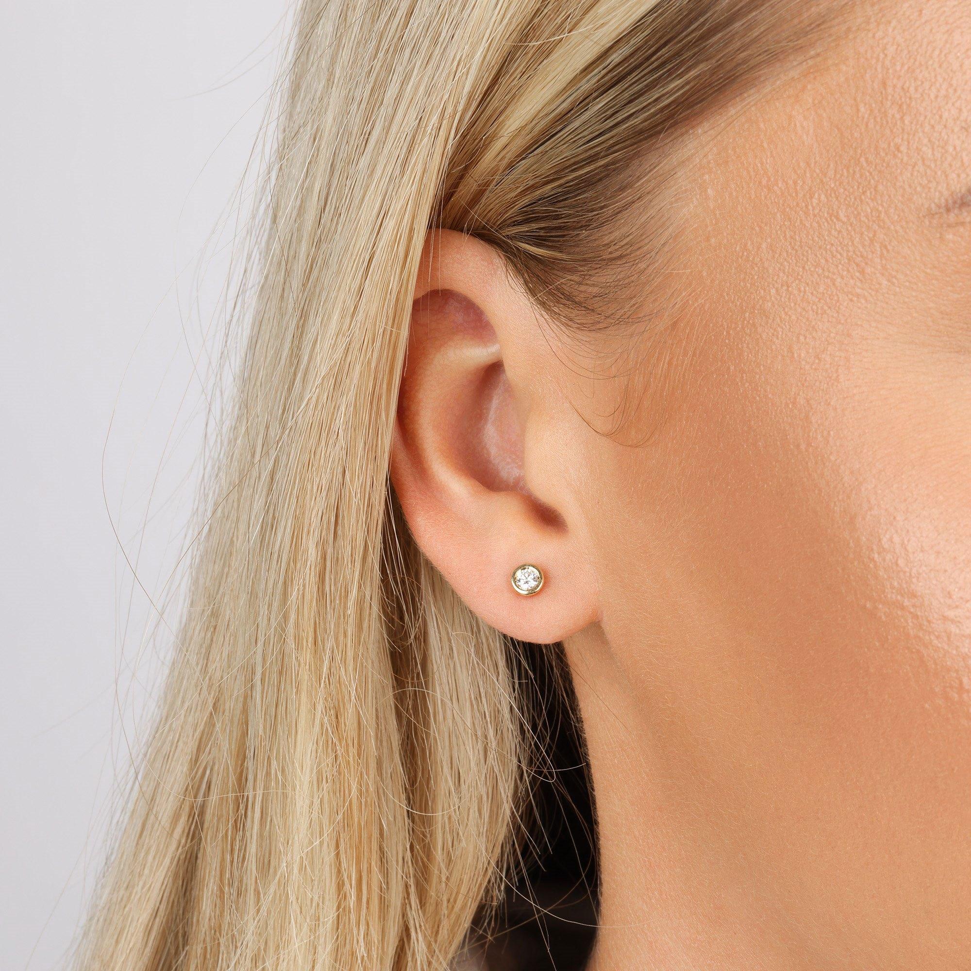 Tiffany & Co. Diamonds by the Yard Stud earrings