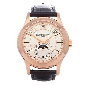 Patek Philippe Complications 18K Rose Gold - 5205R