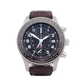 IWC Pilot's Stainless Steel - IW395003