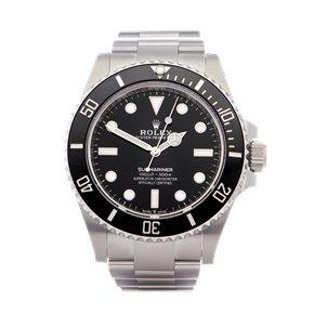 Rolex Submariner Non Date Stainless Steel - 124060