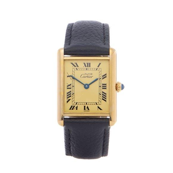 Cartier Must de Cartier 18K Gold Plated - 71822