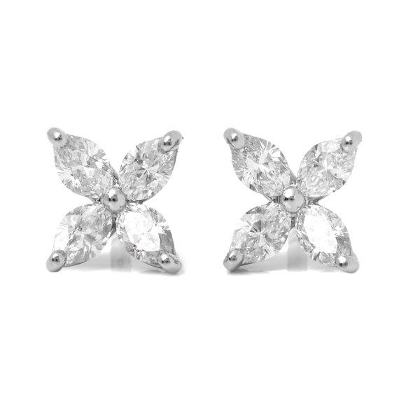 Tiffany & Co. Victoria Small Earrings