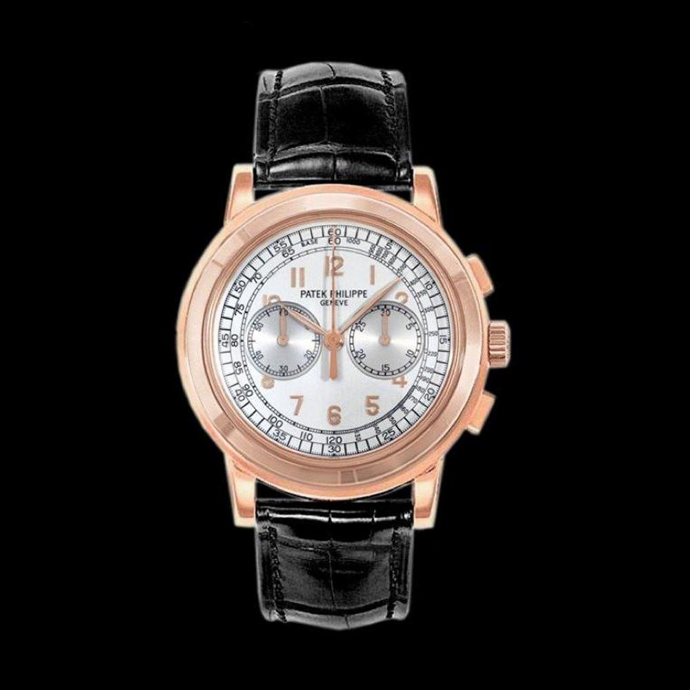 Patek Philippe Classic Chronograph 18k Rose Gold 5070R