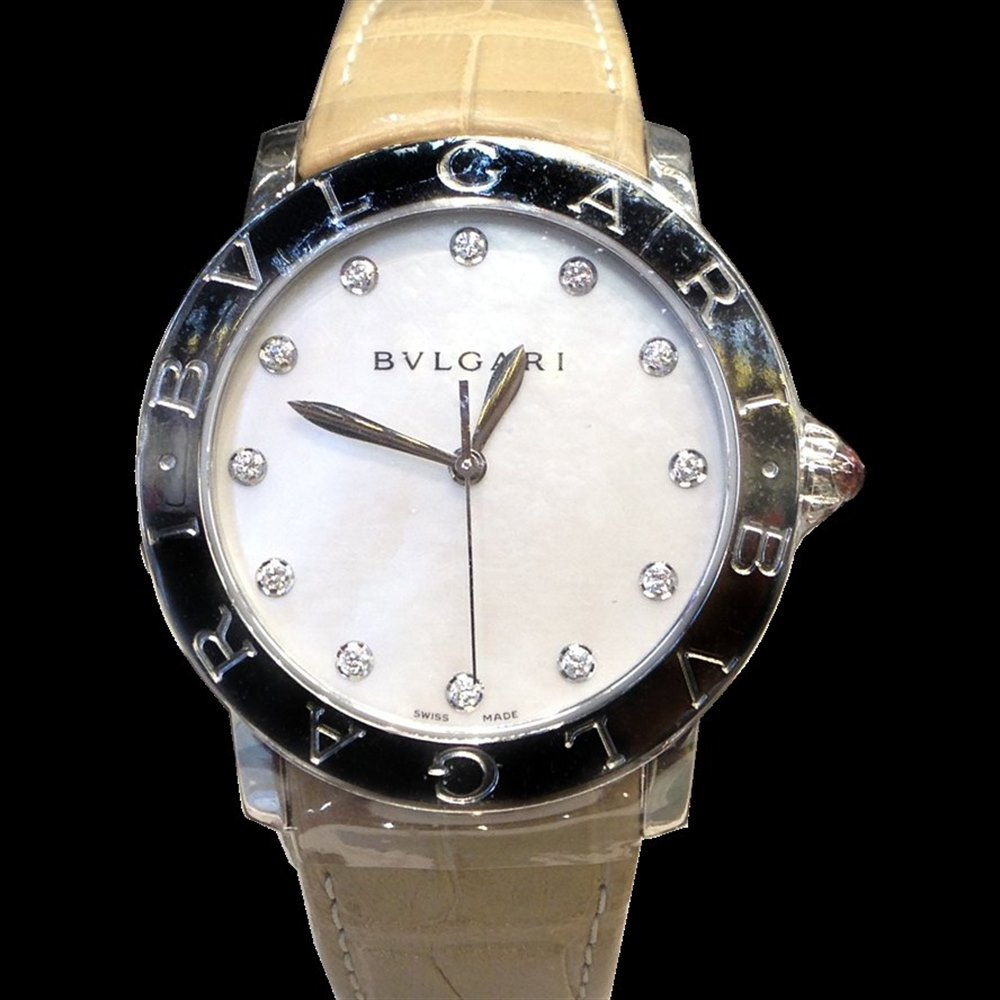 Bvlgari Lady Stainless Steel BBL37WSL/12