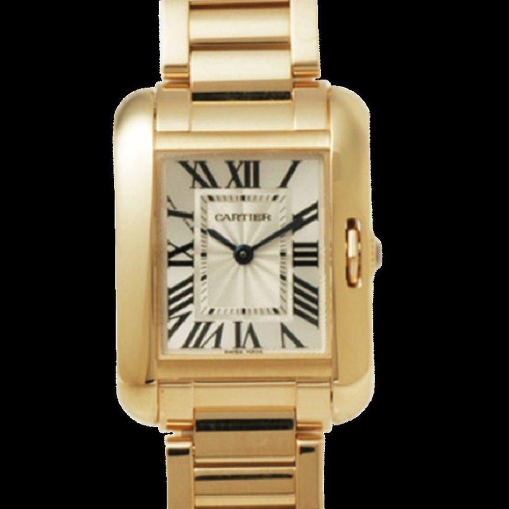 Cartier Tank 18ct Yellow Gold W5310014
