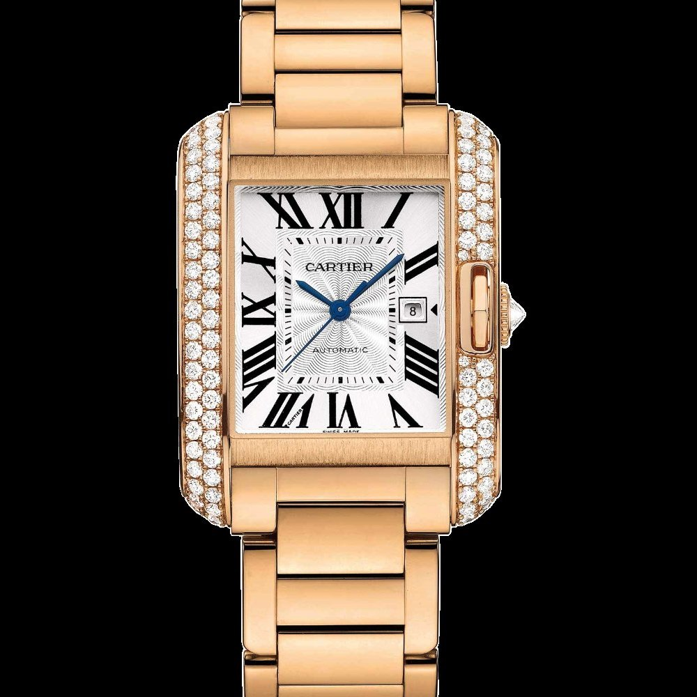 Cartier Tank Anglaise 29.8mm by 39.2mm WT100003