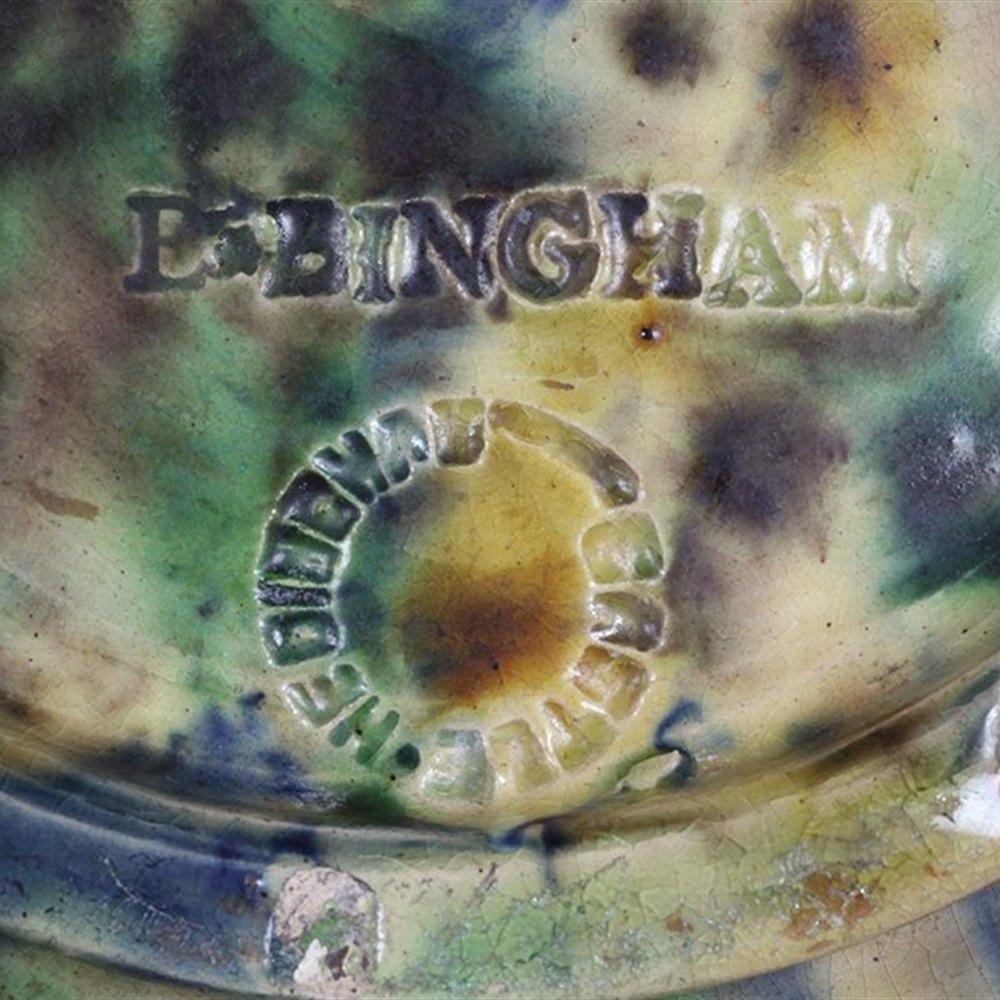 EDWARD BINGHAM Dated 1881