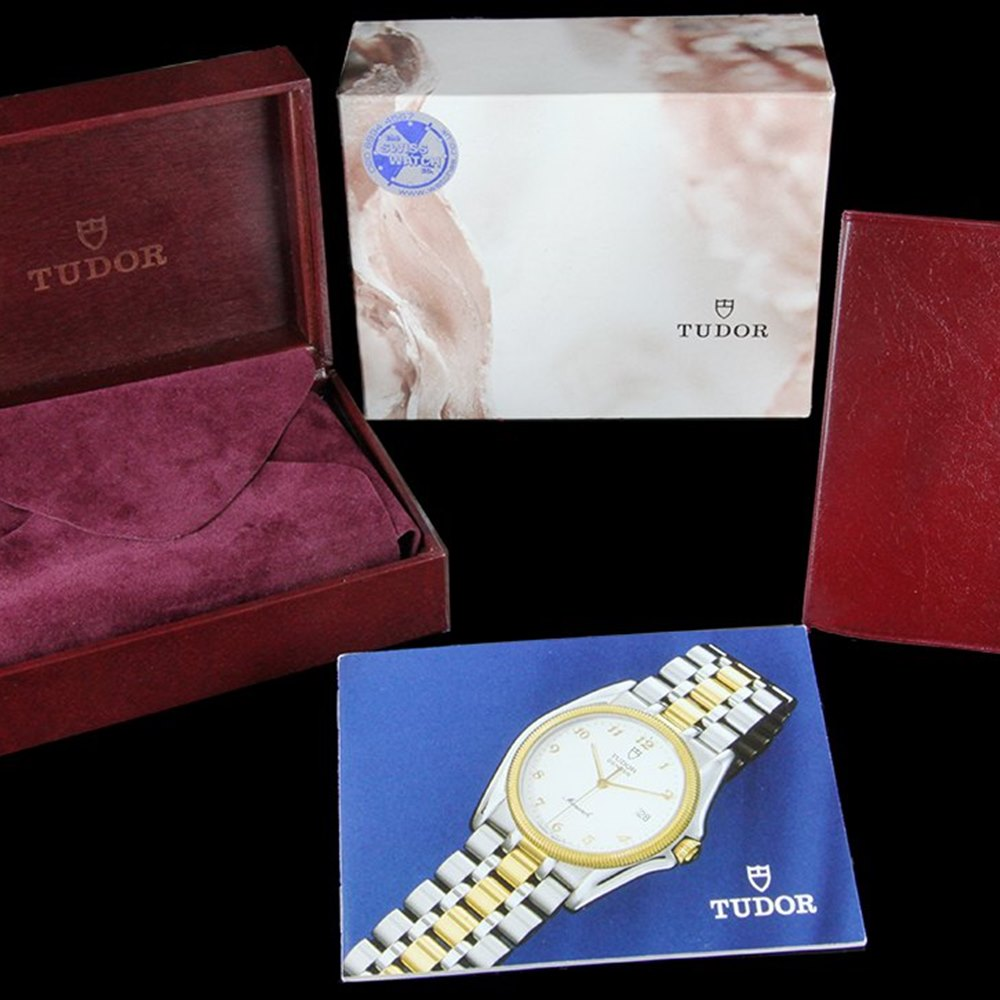 Tudor Day Date Stainless Steel 76200
