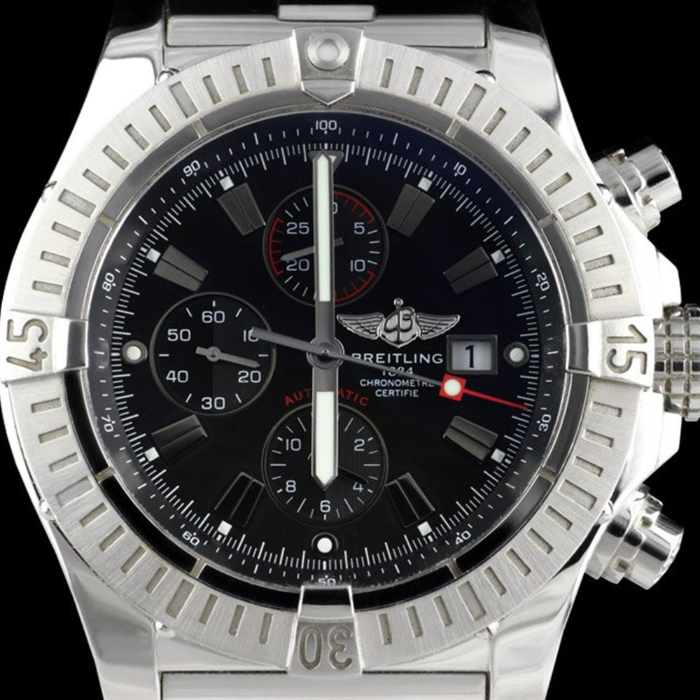 Breitling Super Avenger Stainless Steel A1337011.B907.135A