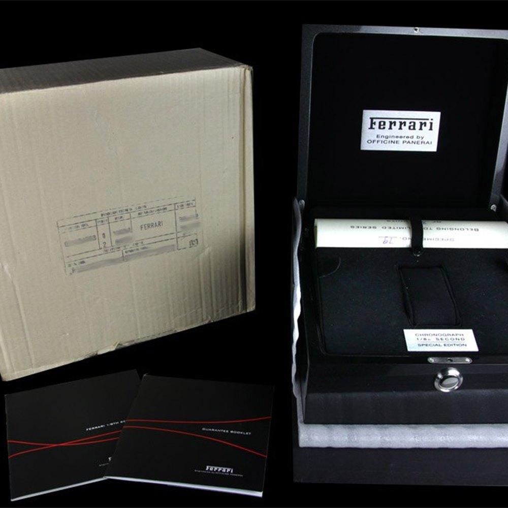Panerai Ferrari Stainless Steel FER000253