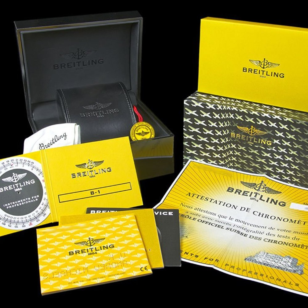 Breitling B1 Stainless Steel A7836238