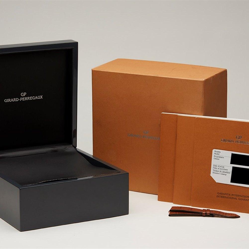 Girard Perregaux WW.TC Chronograph 18k Rose Gold 49800-0-51-1041