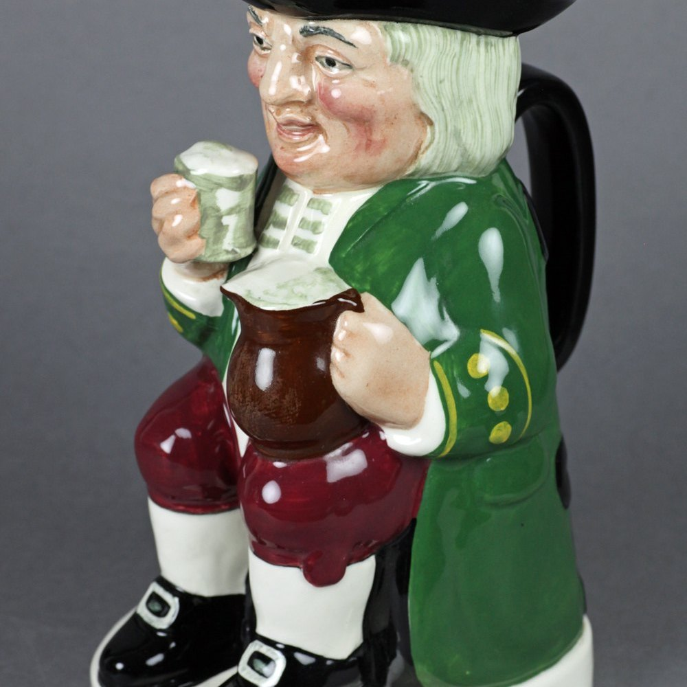 ROYAL DOULTON TOBY JUG Dates from 1937-38