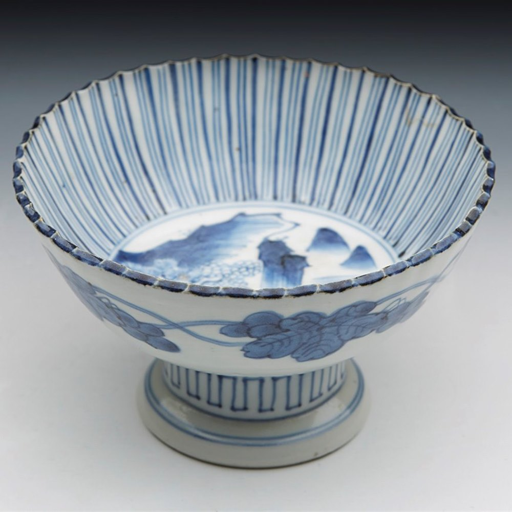 ARITA IMARI CUP WASHER Believed 18th Century …