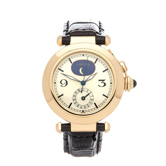 Cartier Pasha de Cartier Moonphase