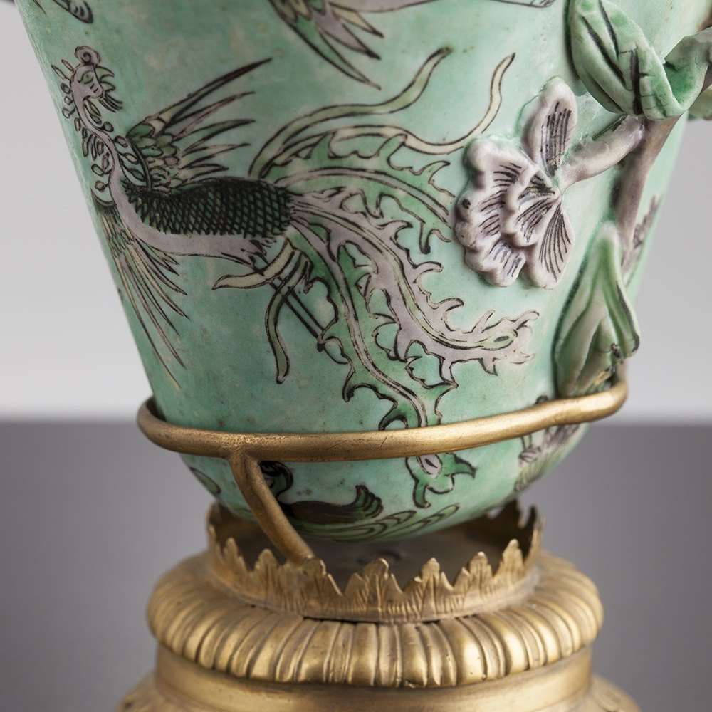 CHINESE KANGXI LIBATION CUP Dates from the Kangxi reign 1662 to 1722