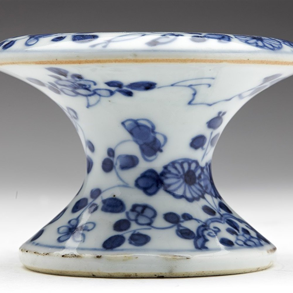 CHINESE SALT/SPICE DISH Believed to date from the latter 17th or 18th century