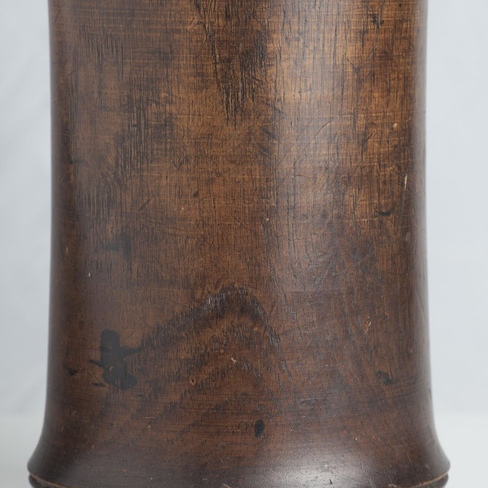 CHINESE BRUSH POT 18TH C. Believed 18th Century