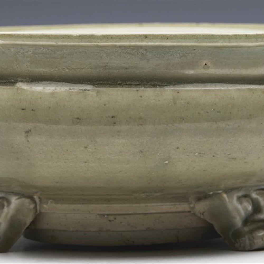 SONG/MING CELADON BOWL Possibly 13/14th century or later