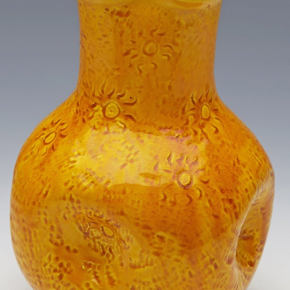 BURMANTOFTS VASE c.1890 Circa 1890