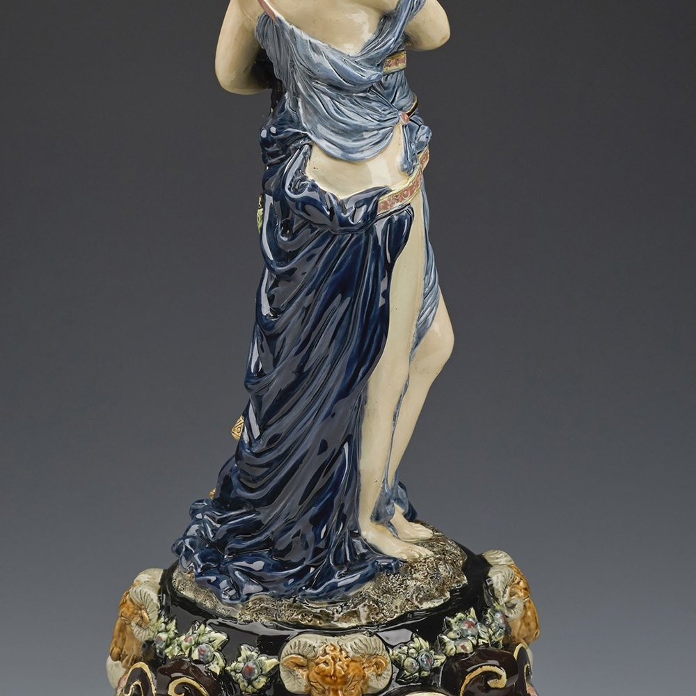REICHARD KRAUSE CENTRE PIECE Circa 1885