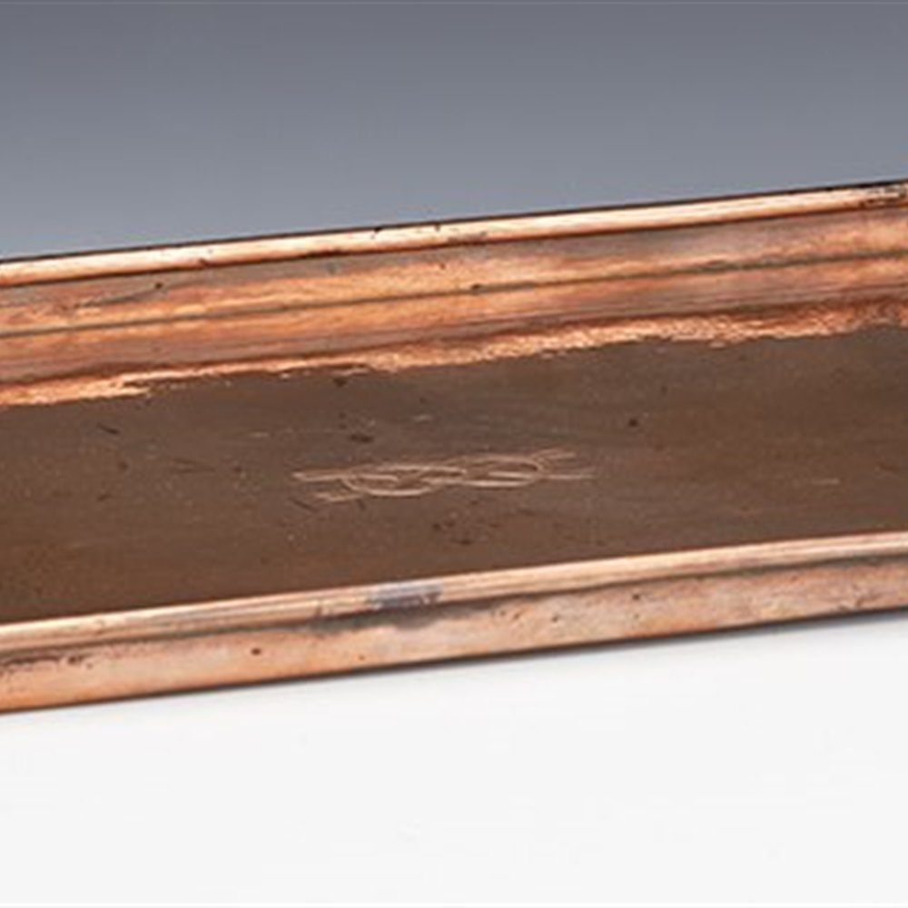 KESWICK COPPER TRAY C.1890 19th Century